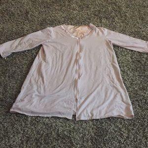 Secret treasures women's sleepwear night gown l